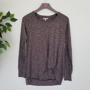 Juicy Couture Long Sleeve Pullover Sweater